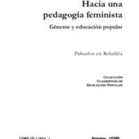 Hacia una pedagogía feminista.pdf