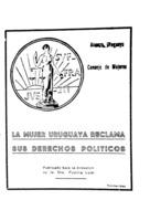 Paulina Luisi - La mujer uruguaya reclama sus derechos politicos(1).pdf