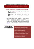 Guías de apoyo a la investigación: Creative Commons protege los derechos de autor